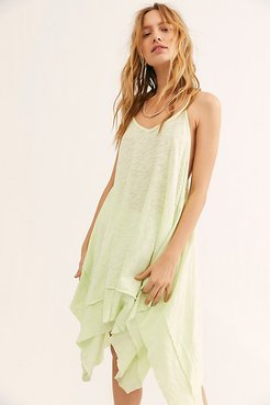 Hibiscus Tunic by We The Free at Free People, Key Lime Pie, XS