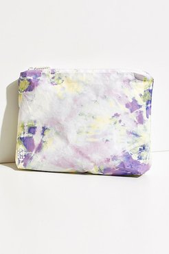 FP Movement X Aloha Tie Dye Small Pouch by ALOHA Collection at Free People, Aurora Lime Tie Dye, One Size