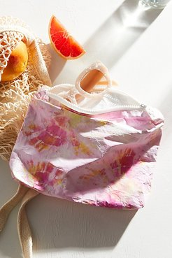 FP Movement X Aloha Tie Dye Small Pouch by ALOHA Collection at Free People, Pink Multi Tie Dye, One Size