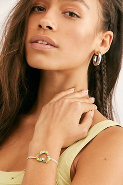 Sublime Heart Bracelet by Mishky at Free People, Multi, One Size