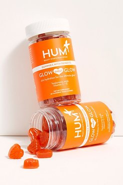 Hyaluronic Glow Show Gummies Set by HUM Nutrition at Free People, one, One Size