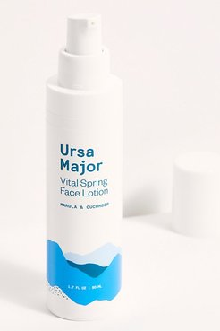Vital Spring Face Lotion by Ursa Major at Free People, One, One Size