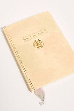 Intention Journal by Ariana Ost at Free People, one, One Size