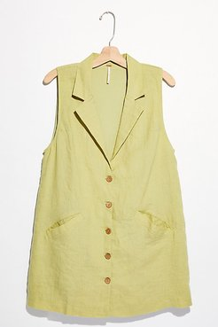 The Nue Mini Dress by Endless Summer at Free People, Royal Fern, XS