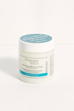 Travel Purifying Scalp Scrub with Sea Salt by Christophe Robin at Free People, one, One Size