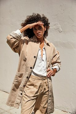 Barn Jacket by Lee at Free People, Oxford Tan, XS