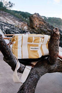 Business & Pleasure Premium Beach Cooler by Business & Pleasure Co. at Free People, Vintage Yellow, One Size