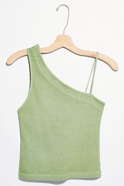 Tan Lines Tank by Free People, Palm, M