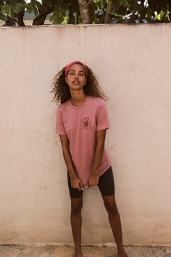 Moab Arches Tee by Parks Project at Free People, Sand, XS