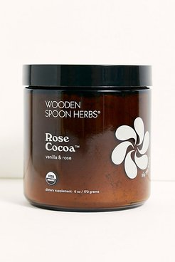 Rose Cocoa by Wooden Spoon Herbs at Free People, one, One Size