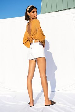 Got Your Back Sweater by Free People, Sweet Tamarind Combo, L
