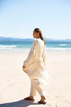 Golden Sands Three Piece Set by FP Beach at Free People, Cream, XS