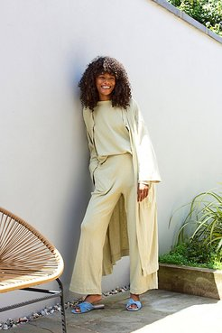 Golden Sands Three Piece Set by FP Beach at Free People, Drying Palms, XS