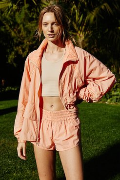 Namaslay Jacket by FP Movement at Free People, Brushed Apricot, M