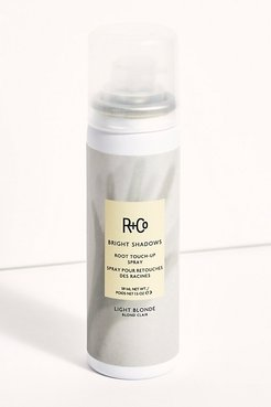 Bright Shadows Root Touch Up Spray by R+Co at Free People, Light Blonde, One Size