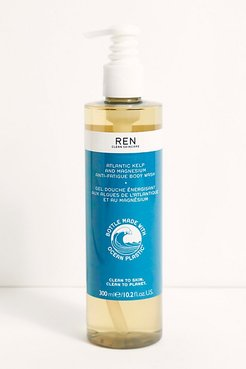 REN Atlantic Kelp & Magnesium Anti-Fatigue Body Wash by REN Skincare at Free People, One, One Size