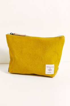 Sardine Pouch by Fleabg at Free People, Chartreuse, One Size