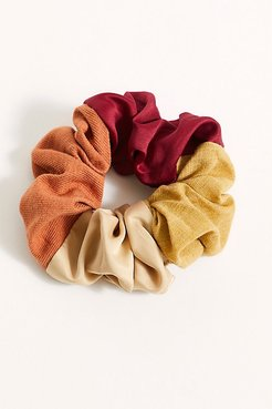 All In Scrunchie by Free People, Warm, One Size