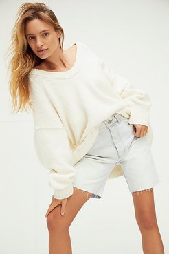 Classic Cut Off Shorts by Rolla's at Free People, Sun Bleach, 27