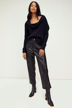 Stevie Pullover by FP Beach at Free People, Black, XS