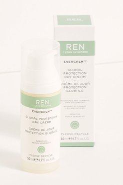 Evercalm Global Protection Day Cream by REN Skincare at Free People, One, One Size