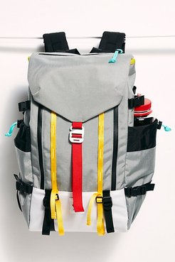 Topo Outdoor Mountain Pack by Topo Designs at Free People, Silver, One Size