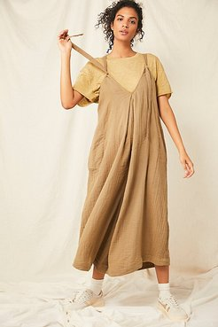 Paola Convertible One Piece by Endless Summer at Free People, Oak Bark, XS