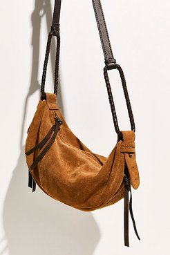 Heartstrings Crossbody by FP Collection at Free People, Saddle Brown, One Size