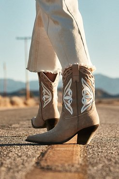 Sun Burst Western Boots by Toral at Free People, Sand, EU 38
