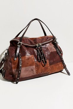 Impala Tote by A.S.98 at Free People, Cognac, One Size