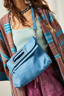 Caper Crossbody by FP Collection at Free People, Coastal Blue, One Size
