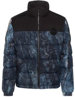 BOSS - Jacket With Collection Print And Reversed Logo Details - Patterned