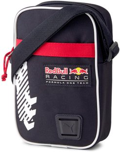 Red Bull Racing Lifestyle Portable Bag in Black