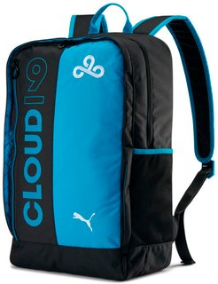 x CLOUD9 Backpack in Black/Hawaiian Ocean