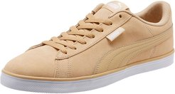 Urban Plus Suede Sneakers in Taos Taupe, Size 8
