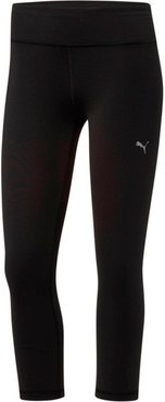 Fitness Essential 3/4 Tights in Black, Size XS