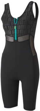 x FIRST MILE Xtreme Women's Training Bodysuit in Black, Size XS