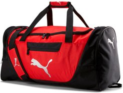 Contender Duffel Bag in Medium Red