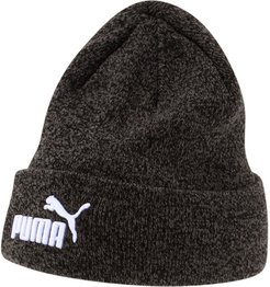 Vermont Marled Beanie Hat in Black