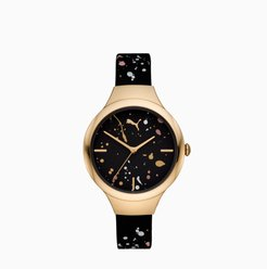 Contour Gold Splash Watch