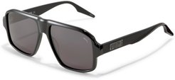 Stand Out Sunglasses in Black