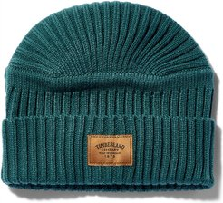 Gulf Beach Ribbed Beanie For Men In Blue Blue, Size ONE