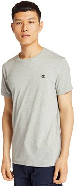 Dunstan River T-shirt For Men In Grey Grey, Size 3XL