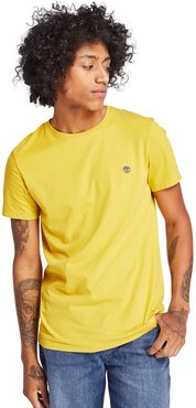 Dunstan River T-shirt For Men In Yellow Yellow, Size S