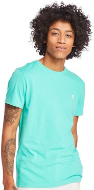 Dunstan River T-shirt For Men In Green Green, Size XXL