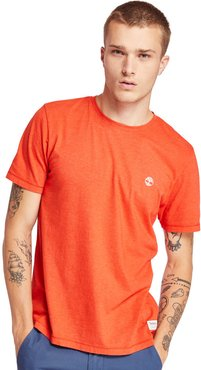 Mohawk River T-shirt For Men In Peach Peach, Size L