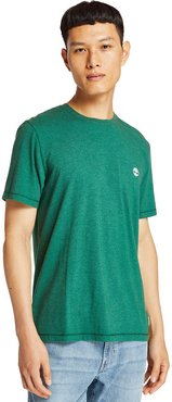 Mohawk River T-shirt For Men In Green Green, Size 3XL