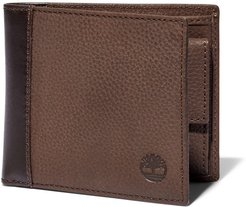 Ashfield Wallet With Coin Pocket For Men In Brown Brown, Size ONE