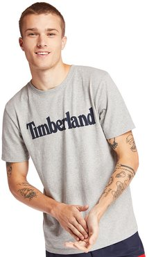 Kennebec River Timberland® T-shirt For Men In Grey Grey, Size 3XL