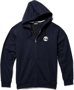 Hoodie For Men In Navy Navy, Size 3XL